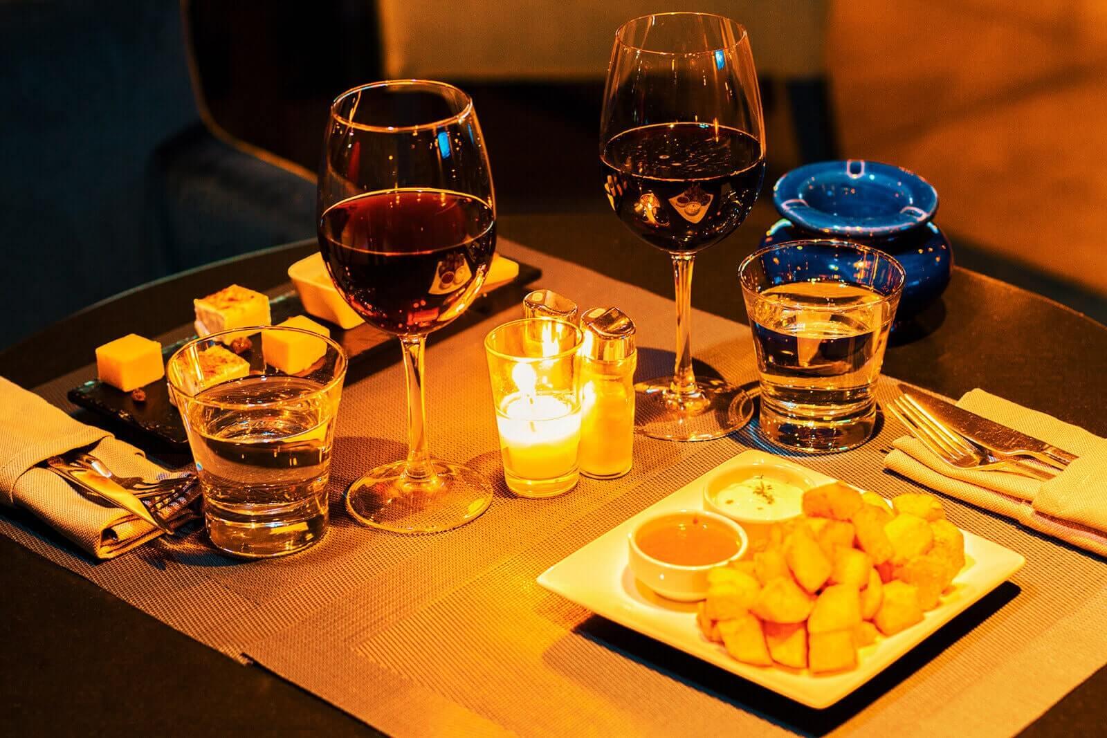 restaurant bar marrakech